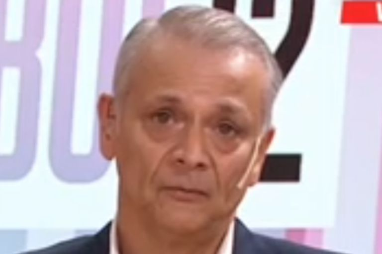Javier Castrilli y una cita repudiable