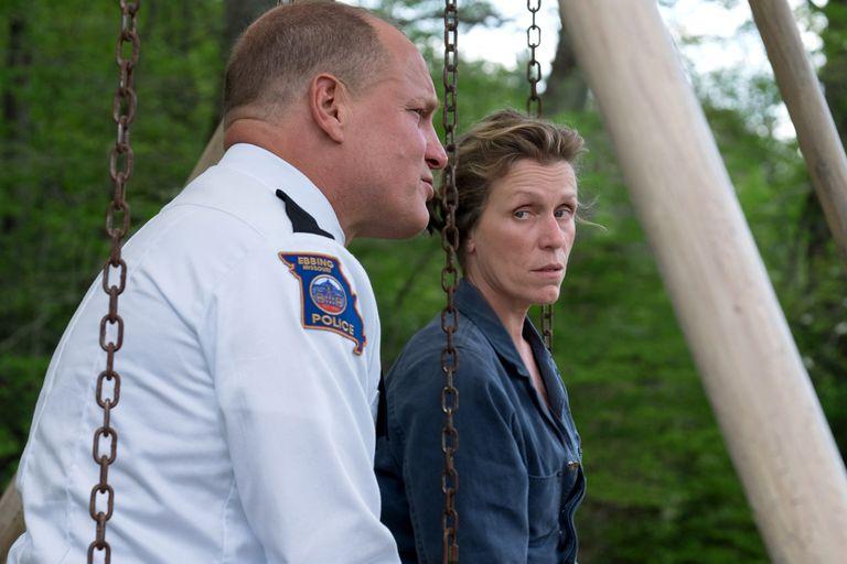Frances McDormand, una de las grandes candidatas de esta temporada de premios
