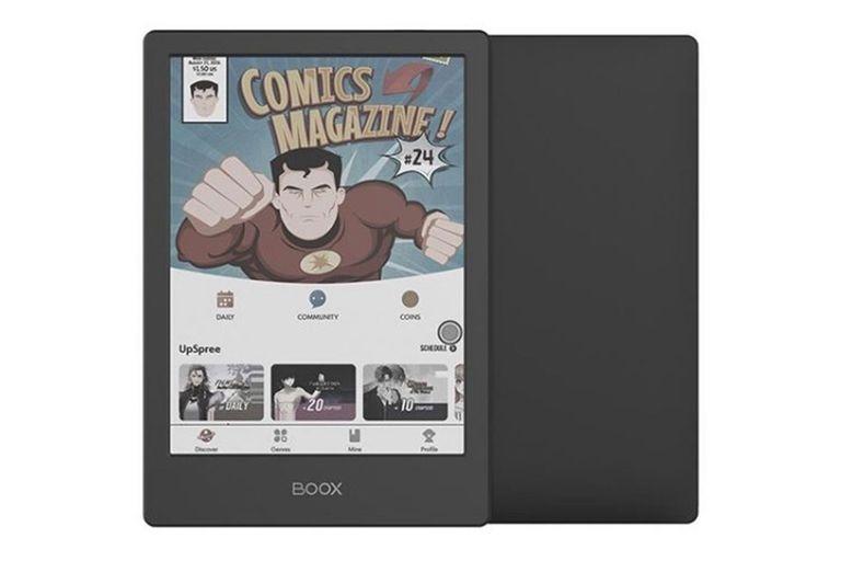 El Onyx Boox Poke2 es uno de los primeros modelos de lectores de e-books que ofrecen una pantalla color en un segmento dominado por los displays monocromáticos