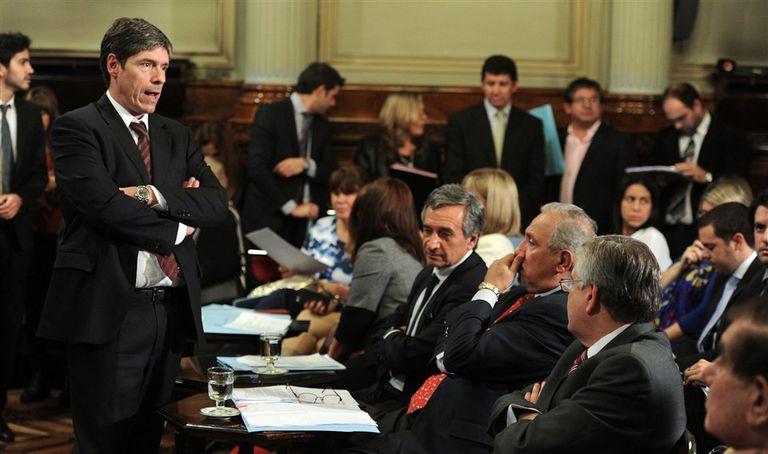 El FPV sacó un rápido dictamen en la Comisión de Trabajo del Senado