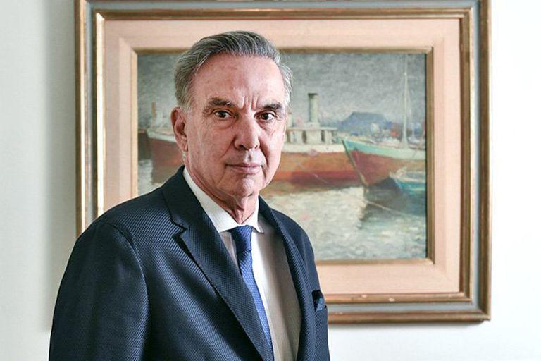 El auditor General de la Nación Miguel Ángel Pichetto