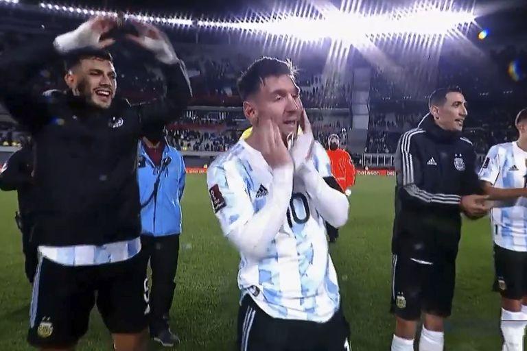 El gol de su vida: un Messi emocional que se sintió en paz, lloró e hizo llorar a millones