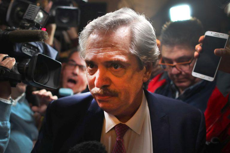 Alberto Fernández: comparó el acuerdo Mercosur-Unión Europea con el Jockey Club