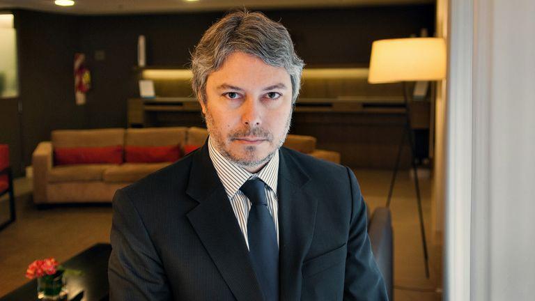 Mariano Federici, titular de la UIF durante el gobierno de Mauricio Macri