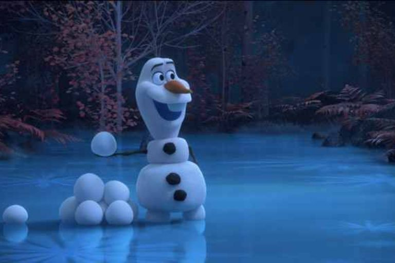Olaf, de Frozen, protagoniza una serie de cortos de Disney hechos en cuarentena