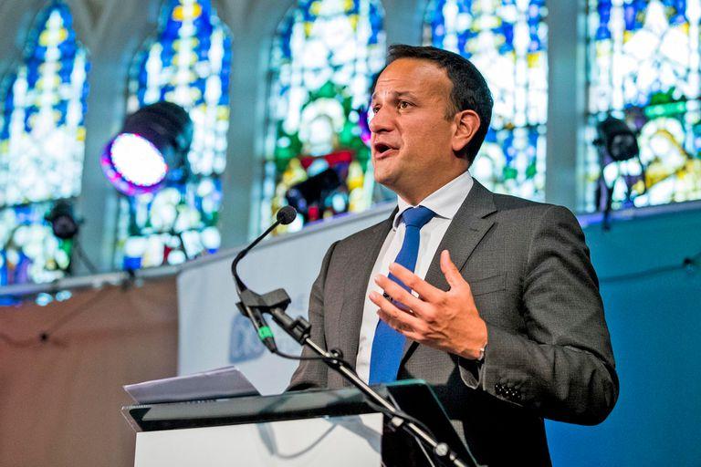 El primer ministro de Irlanda