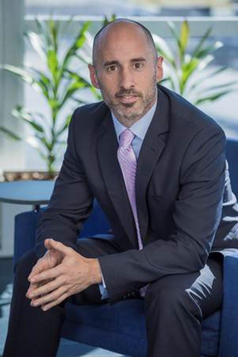 Juan Ignacio Diddi, gerente general de Bristol Myers Squibb Argentina