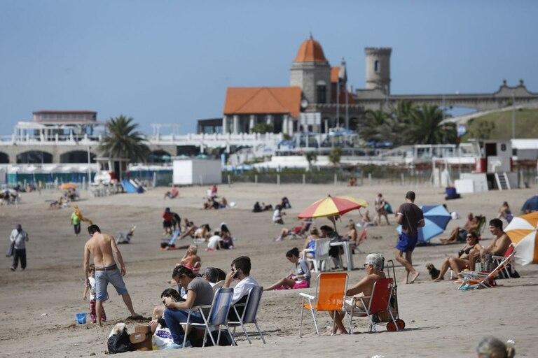 La ocupación hotelera en Mar del Plata rondaba hoy el 80
