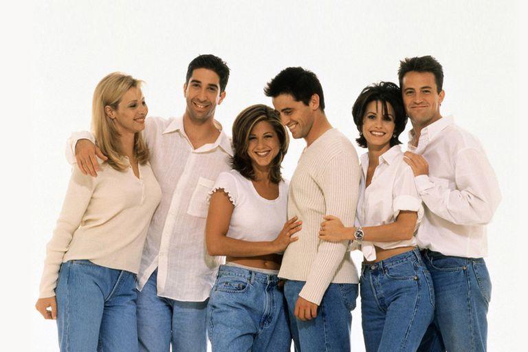 Friends, una serie que cosechó millones de fanáticos alrededor del mundo