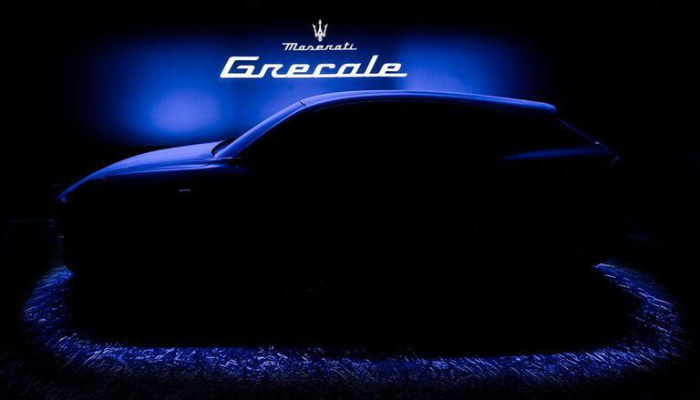 El nuevo Maserati Grecale