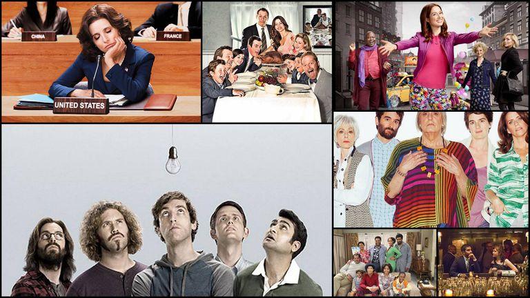 Las siete mejores comedias del año, según los Emmy