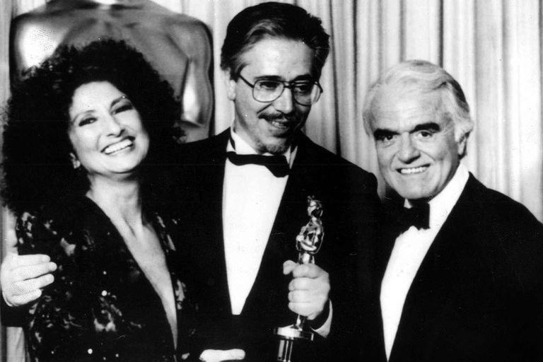 "Del ""No gusta"" al ""God bless you"": anécdotas del Oscar para La historia oficial"