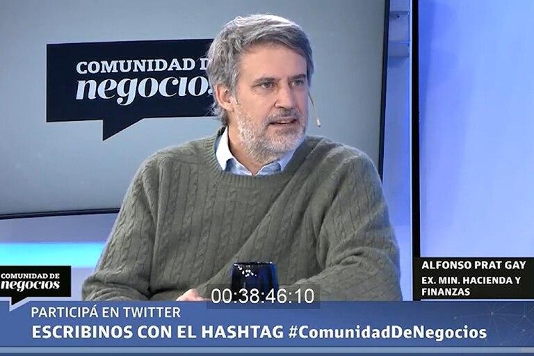 """Alfonso Prat Gay, en """"Comunidad de Negocios"""""""