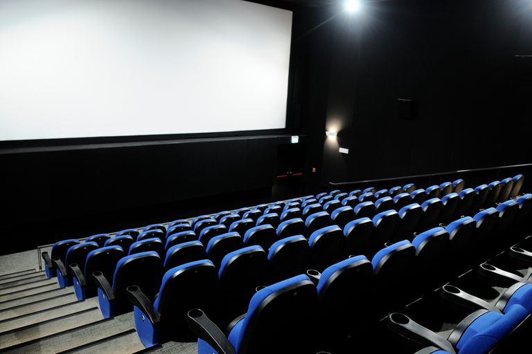 La sala de CInemateca a la que podra ingresar 32 espectadores