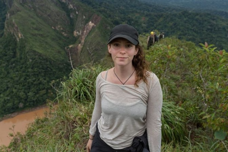 Elizabeth Unger es la directora del filme Tigre Gente