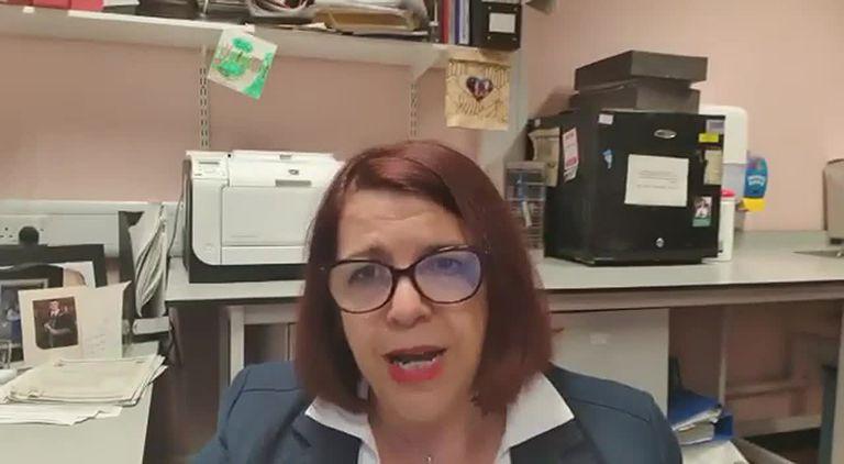 Marta Cohen, patóloga argentina en Londres