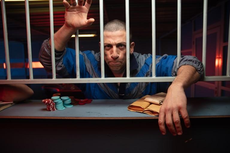 Diego Cremonesi, uno de los protagonistas de Entre hombres, que se acaba de estrenar en el Festival de Berlín virtual
