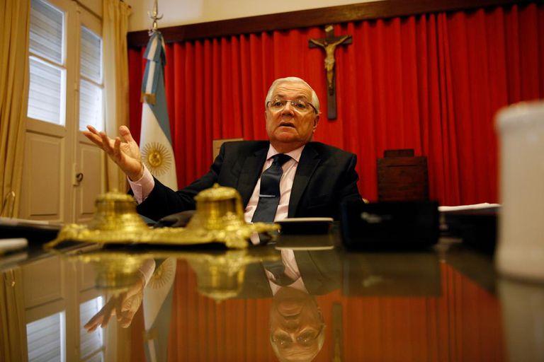 El juzgado que ocupaba en Corrientes Carlos Soto Dávila, el juez acusado de recibir sobornos de narcos, sigue vacante