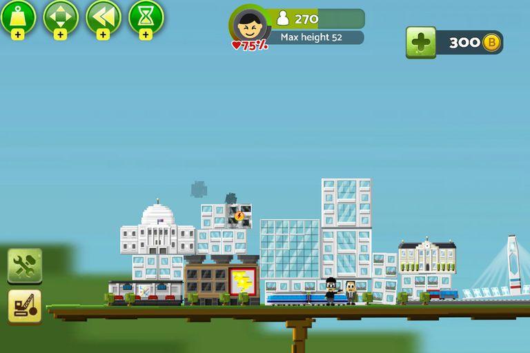 BalanCity, un videojuego argentino disponible para celulares Android, iPhone y computadoras, es uno de los títulos disponibles en el catálogo Juegos Argentinos