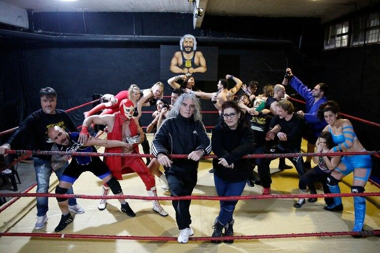 Vuelven los Titanes al ring con nuevas incorporaciones