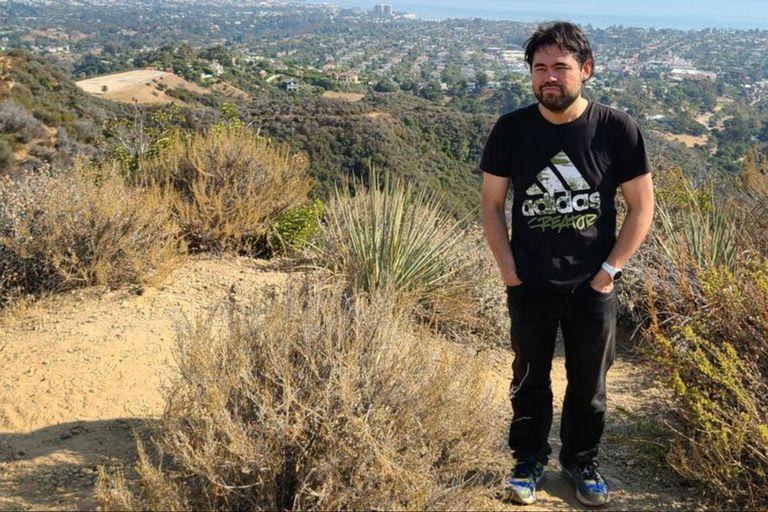 Hikaru Nakamura, en California; el ajedrecista comparte sus vivencias día a día con sus seguidores