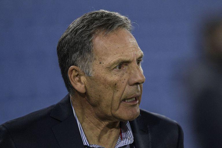 Miguel Ángel Russo, técnico de Boca