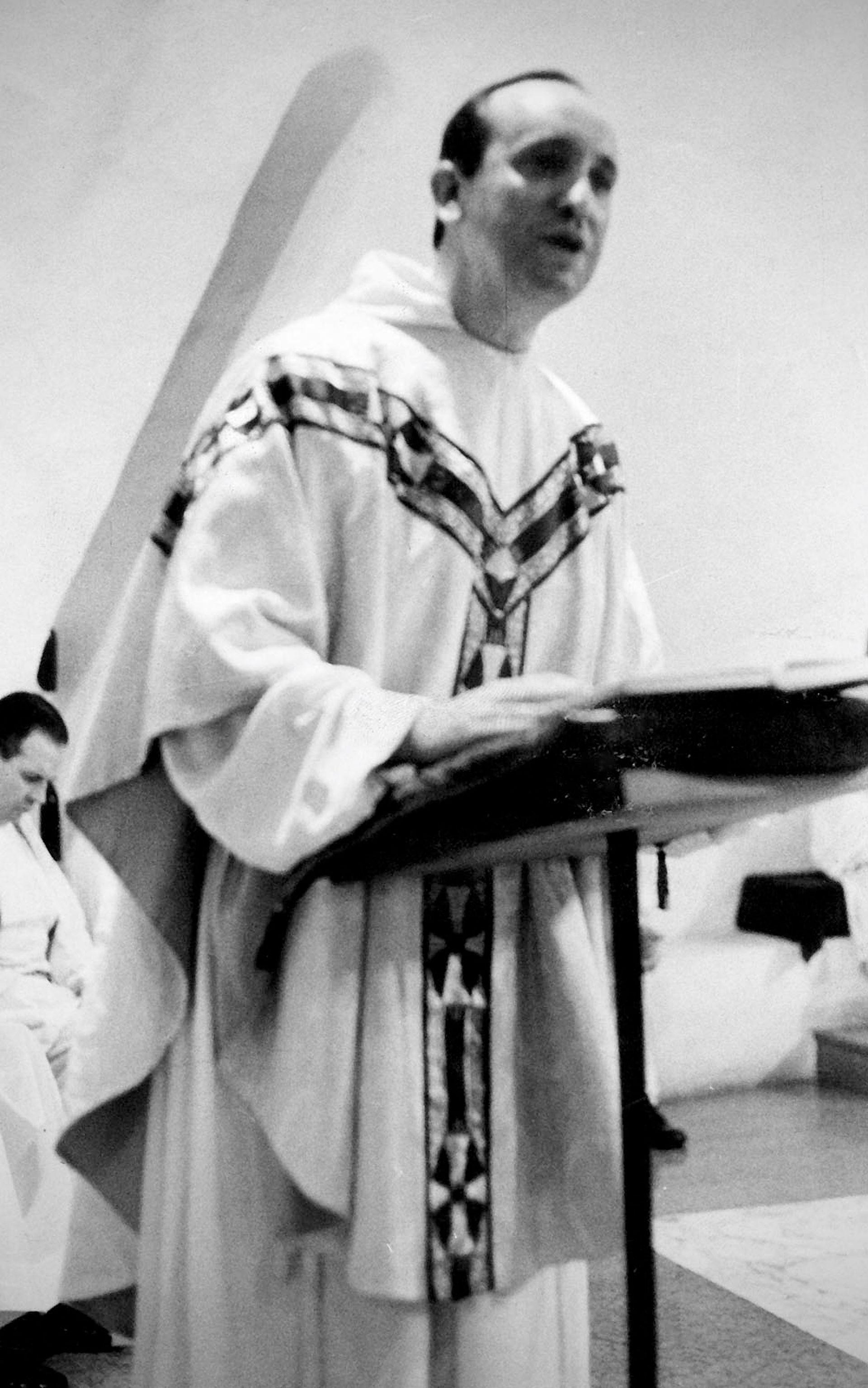 Treinta y cuatro años después de la cirugía, Jorge Bergoglio invitó a Parodi al Vaticano