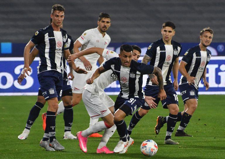 Talleres - Platense, por el Torneo 2021: horario, TV y formaciones del  partido de la 11° fecha - LA NACION