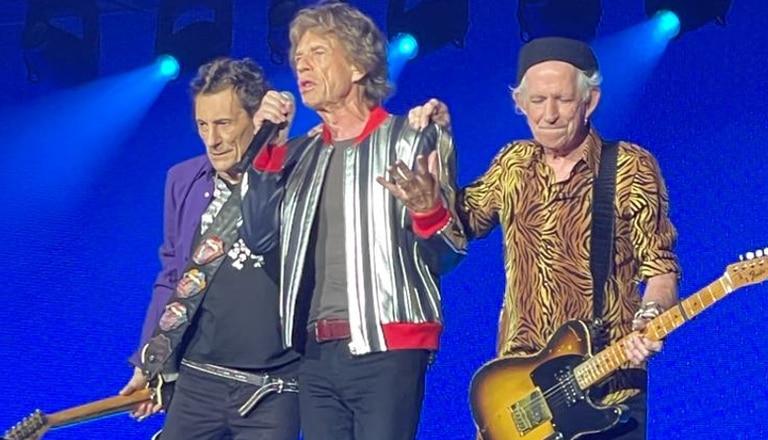 Con el emotivo recuerdo de Charlie Watts, así fue la vuelta de Los Rolling Stones a los escenarios