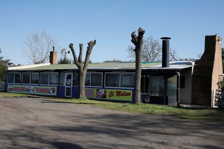 El restaurante el Molino, en La Flores, cerró después de 30 años