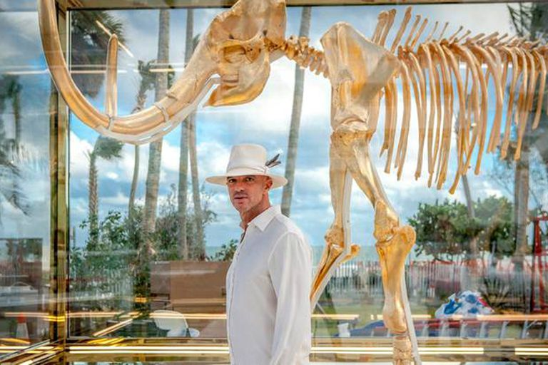 Alan Faena y su hotel en Miami
