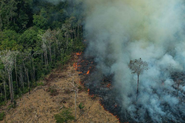 Sobre el terreno, nada sugiere que vaya a haber una disminución de los fuegos