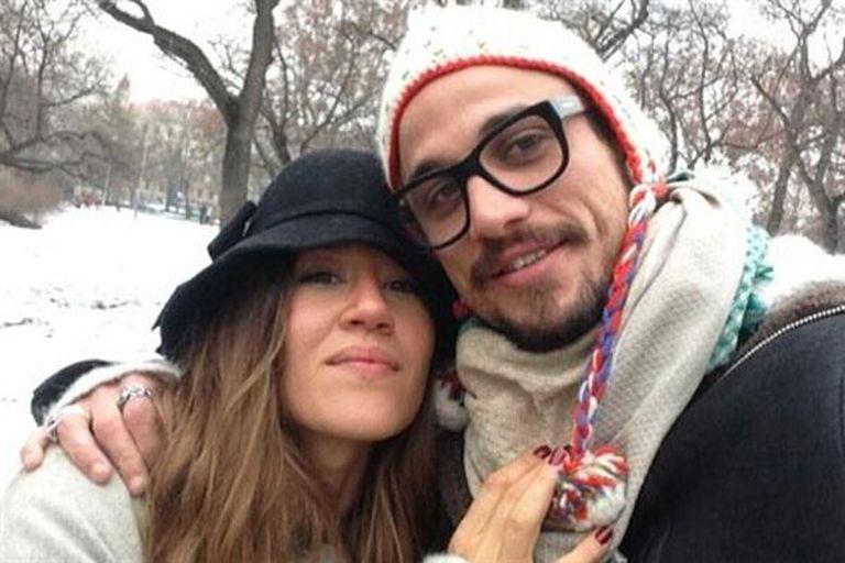 Jimena Barón y Daniel Osvaldo tienen un hijo de siete años llamado Morrison
