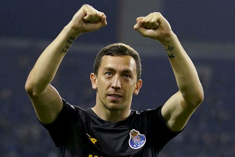 Marchesín vive su mejor momento: es titular en Porto, que llegó a cuartos de final de la última Champions League.