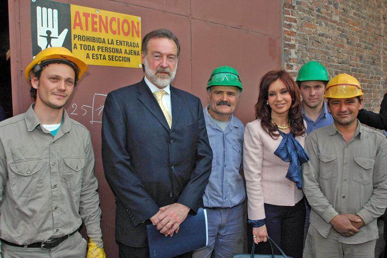Vicentin. Diez ejecutivos aportaron dinero en 2007 para la campaña de Cristina