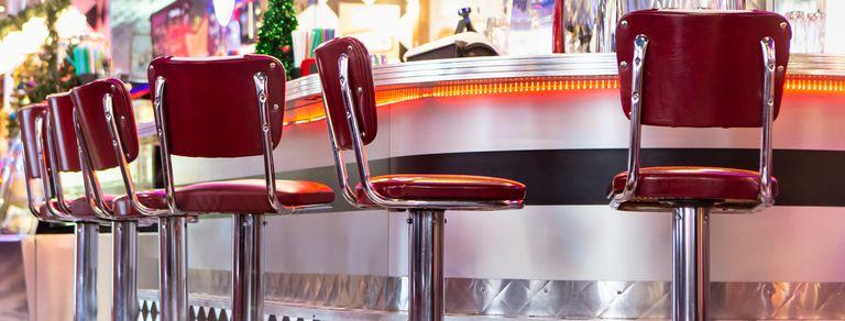 Restaurantes. Los espacios retro con aire norteamericano y toque local