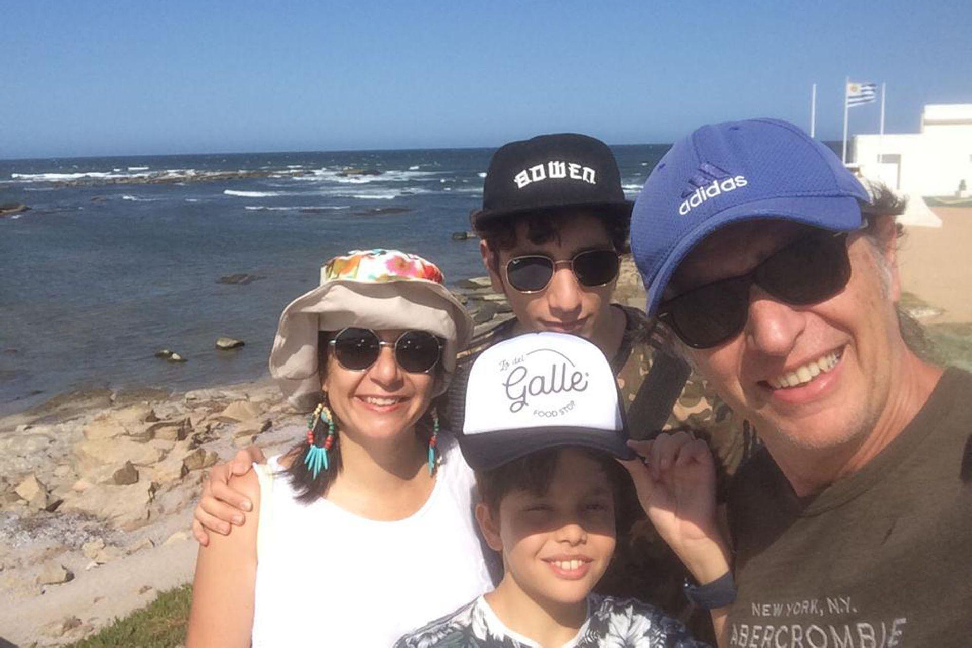 Covello maneja sus negocios en Estados Unidos y Buenos Aires desde Punta del Este