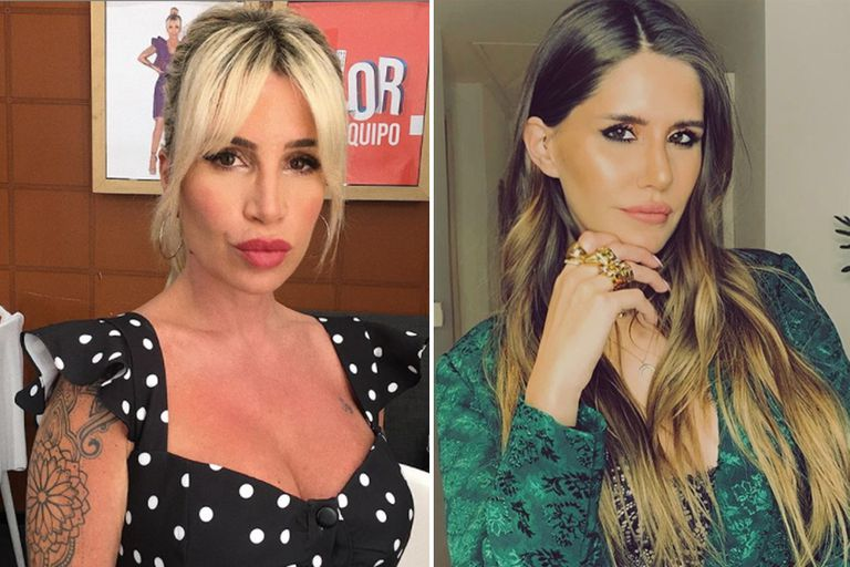 Florencia Peña criticó a Micaela Tinelli por dormir separada de su novio