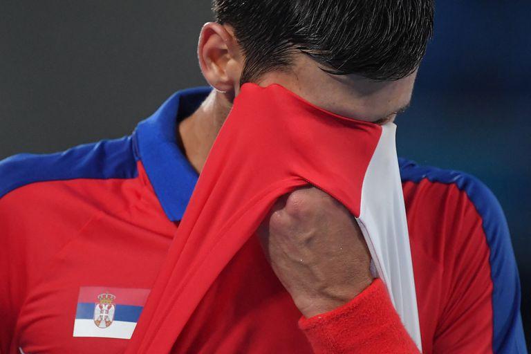 Djokovic perdió con Zverev: por qué el sueño de imitar a Steffi Graf parece ya imposible