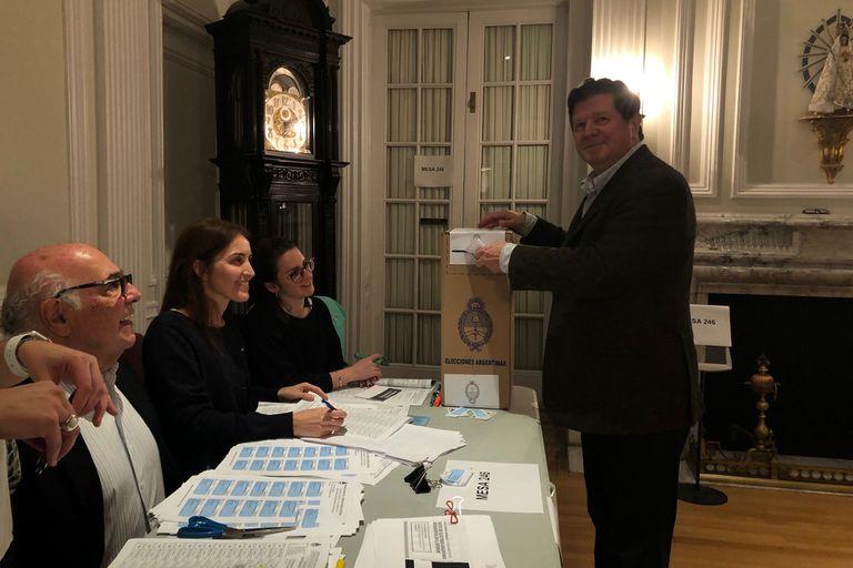 El voto de los argentinos en EE.UU.