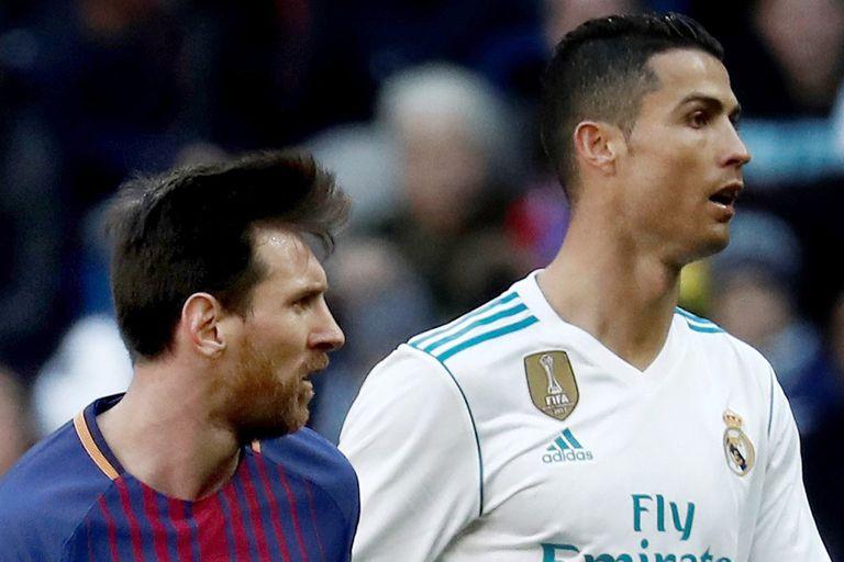 Messi y Cristiano Ronaldo, un clásico para todos los tiempos