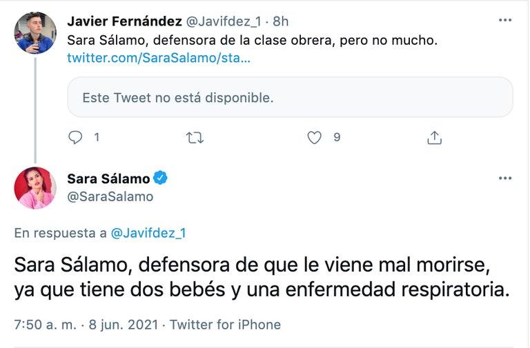 Las críticas de los usuarios a la esposa de Isco Alarcón por defender la vacunación de los futbolistas