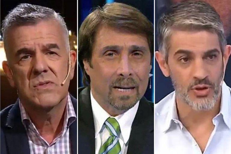 "Eduardo Feinmann arremetió contra Dady Brieva y Pablo Echarri: ""Son nefastos"""