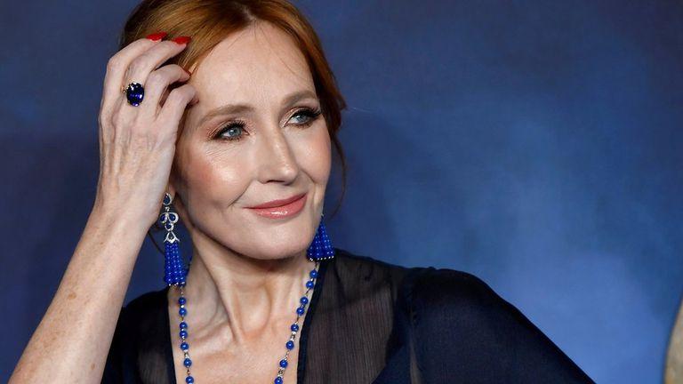 J.K. Rowling otra vez fue acusada de transfóbica