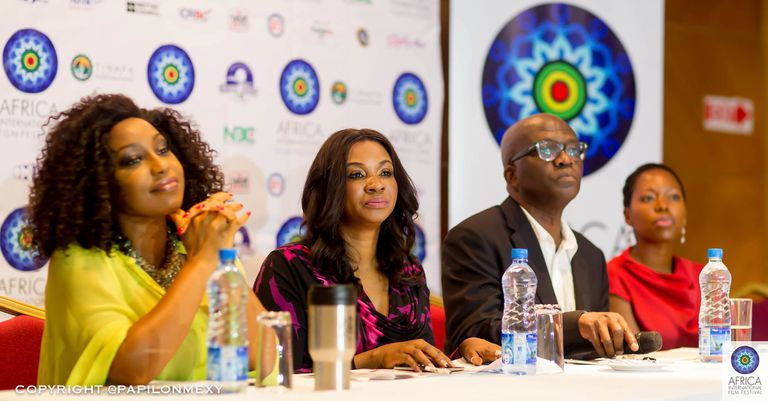 African International Film Festival.
