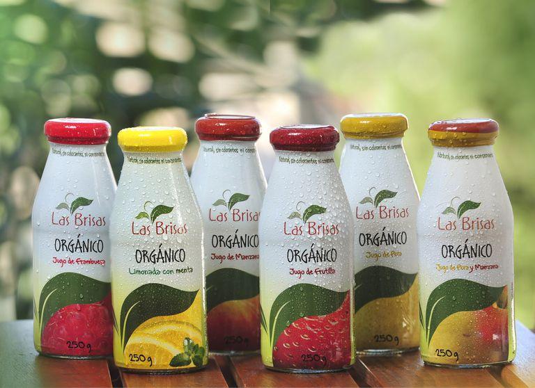 La primera marca argentina de jugos 100% orgánicos nació como una huerta para la alimentación natural