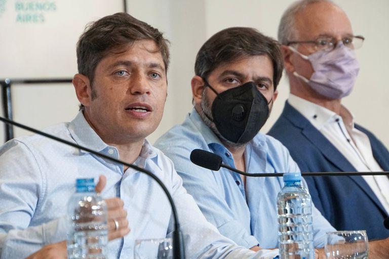 Los municipios bonaerenses que según el Gobierno están más complicados por el avance del coronavirus esperan definiciones del gobierno provincial
