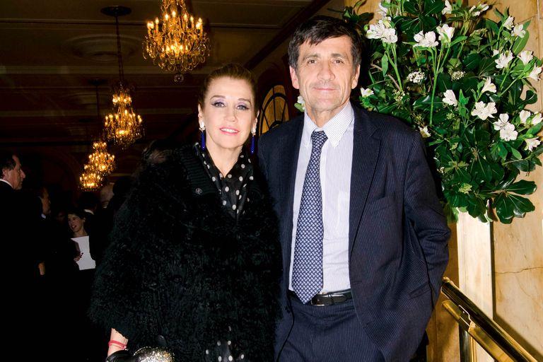 Emocionada, Marcela Tinayre recordó a Marcos Gastaldi