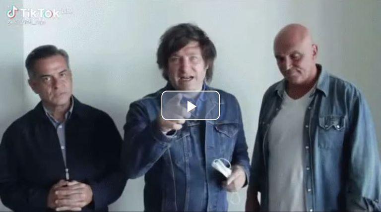 El video de Espert y Milei que apunta directamente a Cristina Kirchner