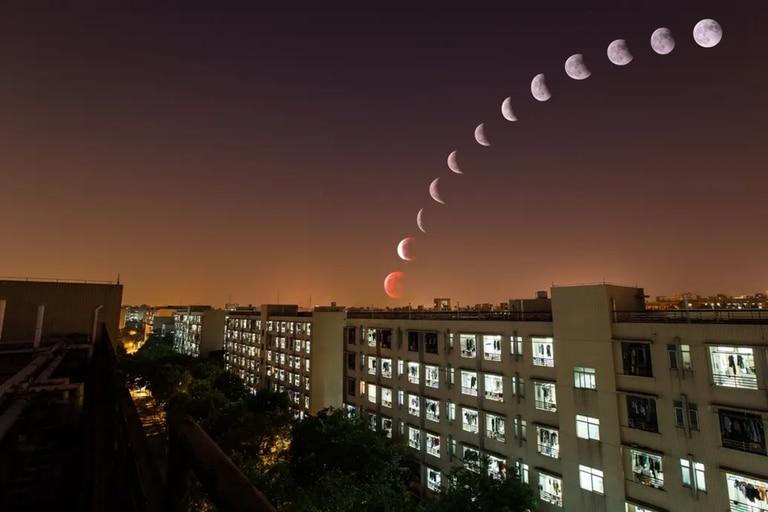 Calendario de eclipses 2020: súperlunas, lluvias de estrellas y otros fenómenos